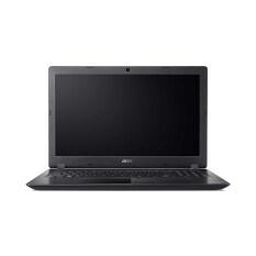 Acer แล็ปท็อป รุ่น Aspire A315-21-442V/ NX.GNVST.007/AMD 4 GB/1 TB/Dos (สี Obsidian Black)
