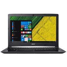 """Acer Aspire A515-51G-599R 15.6"""" i5-7200U RAM4GB HDD1TB V2G ELX 2Y (Obsidian Black)"""