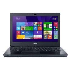 "Acer Aspire E5-411G-P8ND/PDC N3540 4GB GT820M Intel Pentium N3540 14"" (Black)"