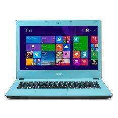 """Acer Aspire E5-473G-54UX (NX.MXHST.007) i5-5200U/4GB/1TB/GT 920M 2GB/14""""/Linux (Blue)"""