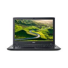 Acer แล็ปท็อป รุ่น Aspire E5-553G-T03K AMD A10-9600P 8G 1T R72G LX (สีดำ)