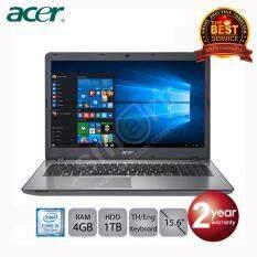 """Acer Aspire F5-573G-53SJ/T003 i5-7200U/4GB/1TB/GTX 950M 4GB/15.6""""/Linux (Sparkly Silver)"""