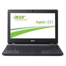 "Acer Aspire(ES1-431-P7VN) 14""/Pentium® N3700/4GB/500GB HDD/Linux(Diamond Black)(NX.MZDST.011)"