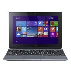 "Acer One 10 Wifi S1002-11MC (NT.G5CST.002) 10.1""/Z3735F 1.33/2GB/32GB+500GB/Win8.1 (Black)"