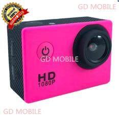 Action Camera กล้องกันน้ำ 2.0 Hd Dv 1080p Sports Camera No Wifi ราคา 440 บาท(-66%)