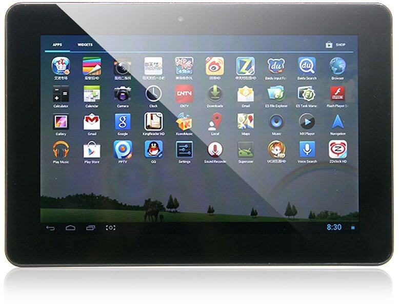 Ainol Novo แท็บเล็ต Tablet PC 10 Inch - สีดำ