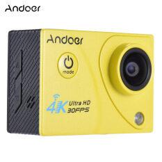 Andoer 4k 30fps 1080p 60fps Full Hd Dv 2.0in Ltps Lcd Screen Wifi Waterproof 170?wide Angle Outdoor Action Sports Camera Camcorder Digital Cam Video Car Dvr Outdoorfree - Intl ราคา 1,499 บาท(-31%)