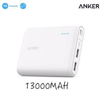 Anker powercore 13000mAh 3A fast charge powerbank with 2 ports