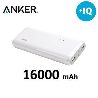 Anker PowerCore Speed 16000 QC, Qualcomm Quick Charge 3.0 Portable Charger with Power IQ, Power Bank for Samsung, iPhone, iPad and More [Black]