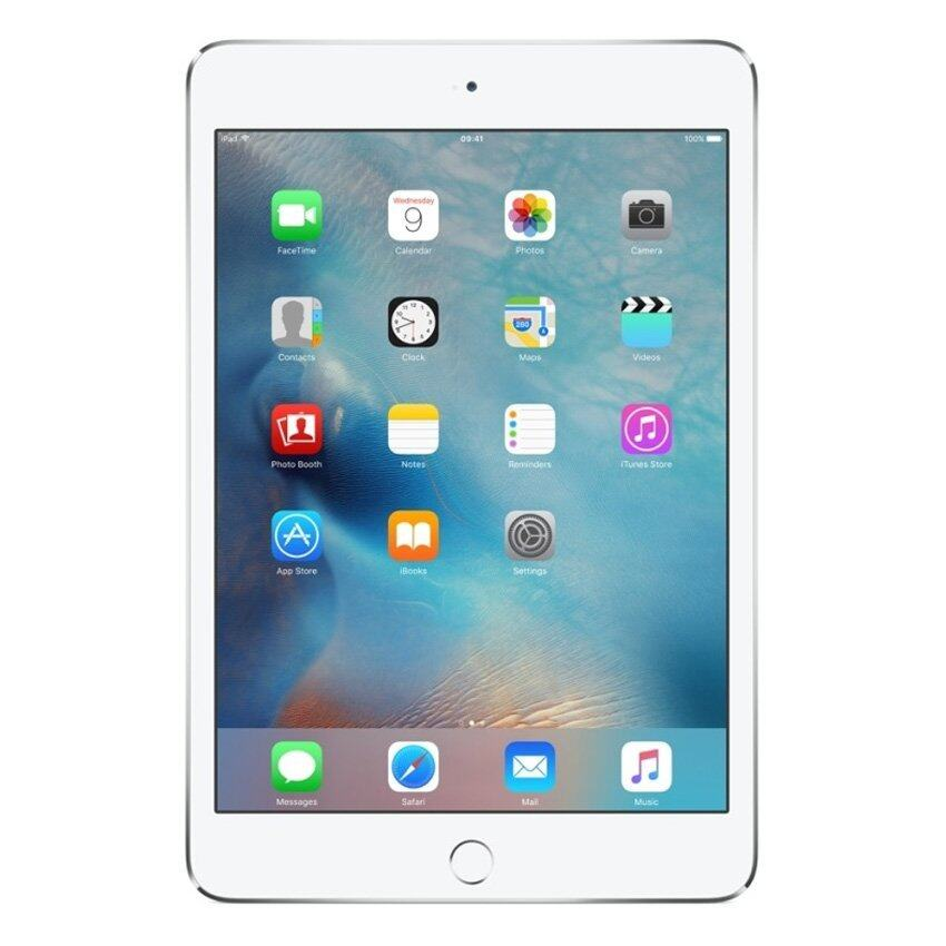 Apple iPad mini 4 Wi-Fi 128GB (Silver) ...