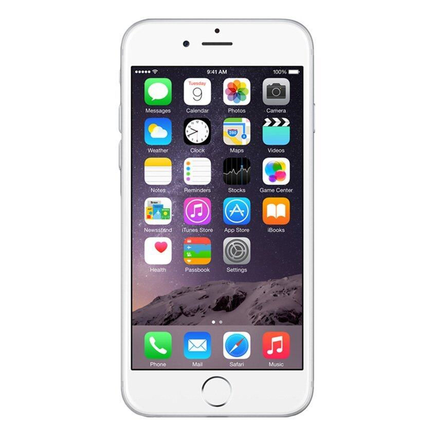 Apple iPhone 6 64GB (Silver) ...