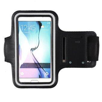 Armband เคสรัดต้นแขน สายรัดแขน สำหรับออกกำลังกาย Armband Samsung S4 (สีดำ)