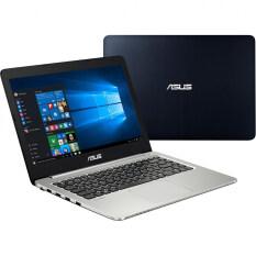 "ASUS K401UB-FR009D/Intel Core i5/14""/4 GB /1 TB/NVIDIA GeForce 940M/Dos/Dark Blue"