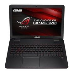"Asus Notebook G551JW-CN339T Intel® Core™ i7-4750HQ 8GB 1TB 15.6"" (Black / Aluminum)"