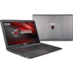 "ASUS Notebook GL552VW-CN174D 15.6""/i7-6700HQ 2.6GHz/8G/1TB+128G/4G/DOS (Grey)"