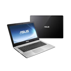 """Asus Notebook K450JB-WX014D i7-4720HQ 2.6GHz 4G 1TB 14.0"""" (black splined texture)"""