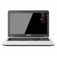 "Asus Notebook K455LA-WX374D Intel Core i3-5010U 14"" (Glossy White)"