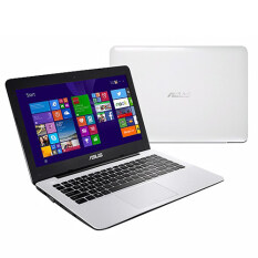 ASUS Notebook K455LA-WX562D i3-5005U 2.0GHz 4G 500GB DOS (WHITE)