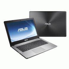 """Asus Notebook K455LB-WX044D Intel® Core™ i5-5200U Processor,2.2GHz 4GB 1TB 14.0"""" (Black)"""