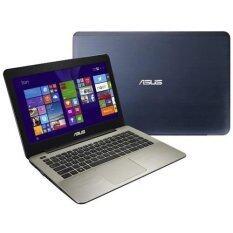 ASUS Notebook K556UR-XX033D i5-6200U 2.3G/4GB/1TB/GT930MX 2G (Dark Blue)