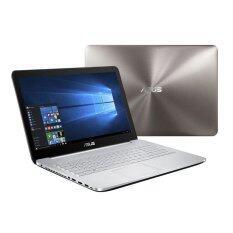 "ASUS Notebook N552VX-FI060D i7-6700HQ 15.6"" DOS (Grey)"