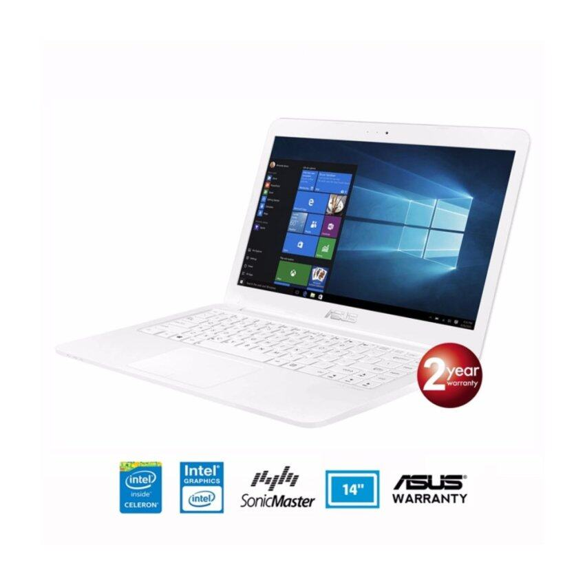 ลดราคา Asus Notebook X441SA-WX077D Intel Celeron N3060/HDD500GB/14