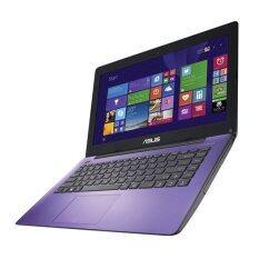 ASUS Notebook X453S-AWX063D CDC N3050 1.6GH/4GB/500GB/DOS (Purple)