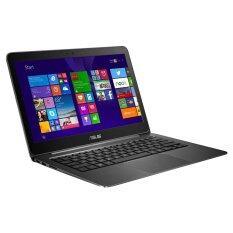 "Asus Notebook รุ่น X454WA-WX029D 14""/AMD Dual Core E1-6010/4GB/500GB/Dos (Black)"