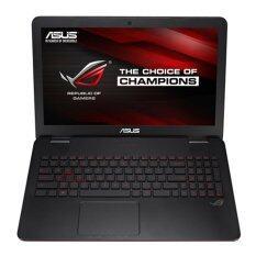Asus ROG G551JW-CN043H Gaming Notebook i7-4720HQ 2.6GH 16G 1TB V4G W8.1 - Black