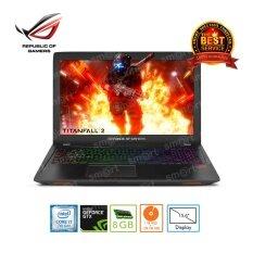 Asus ROG GL553VD-FY297 Core i7-7700HQ/8GB/1TB +128GB SSD/GTX 1050 4GB/OS Endless (Black)