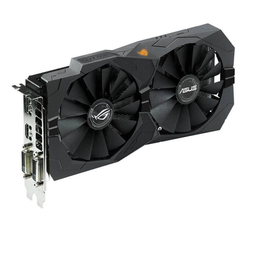 ลด50%ASUS ROG STRIX Radeon Rx 470 4GB OC Edition AMD Graphics Card(STRIX-RX470-O4G-GAMING)- By Synnex,Scanner ซื้อเลย