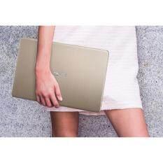 "ASUS VivoBook S510UQ-BQ282 i5-7200U/4GB/1TB/GT940MX 2GB/2Y/15.6""FHD - Gold"