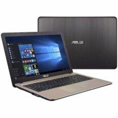 "Asus X540YA-XX187D/ AMD Dual Core E1-7010/500 GB/4GB/15.6"" (Chocolate Black)"