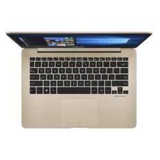 "Asus Zenbook UX430UQ-GV145T(Gold) i7-7500U/RAM8/512SSD/14""FHD/GT940MX/WIN10/2 Yr. OSS"