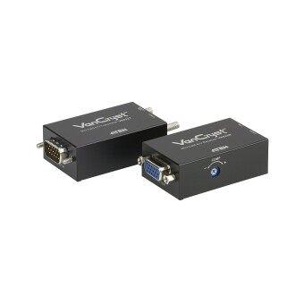 ATEN Mini Cat 5 VGA Extender รุ่น VE022 (Black)