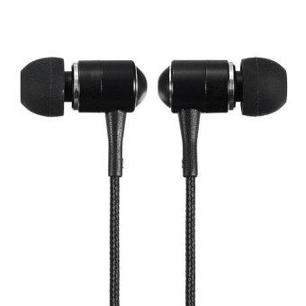 Autoleader 3.5mm Headphones Earbud Earphone Headset For iPhone 6 Galaxy s5 Note 4 MP4 MP3 Black
