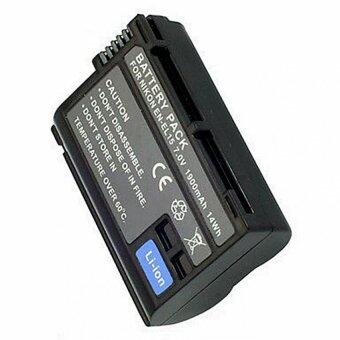 BATTERY EN-EL15 แบตเตอรี่นิคอน D7000,D7100,D7200 Nikon1 V1 Nikon Battery