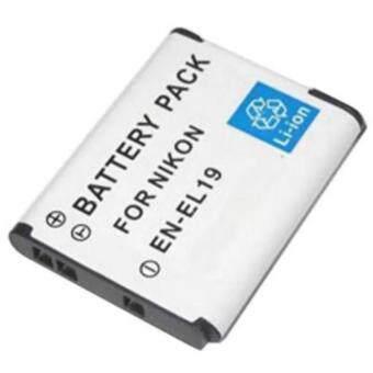 BATTERY EN-EL19 แบตเตอรี่กล้อง รุ่น EN-EL19 Replacement Battery for Nikon