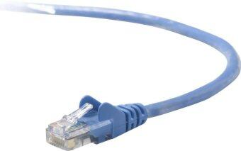 Belkin UTP Patch Snagless Cat5e RJ-45 Networking Cable 5 Meter - Blue