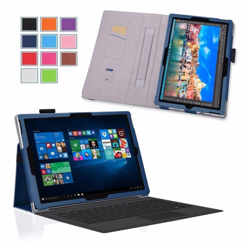 BestSeller Business Leather เคส Microsoft Surface PRO 4 12.3 ""