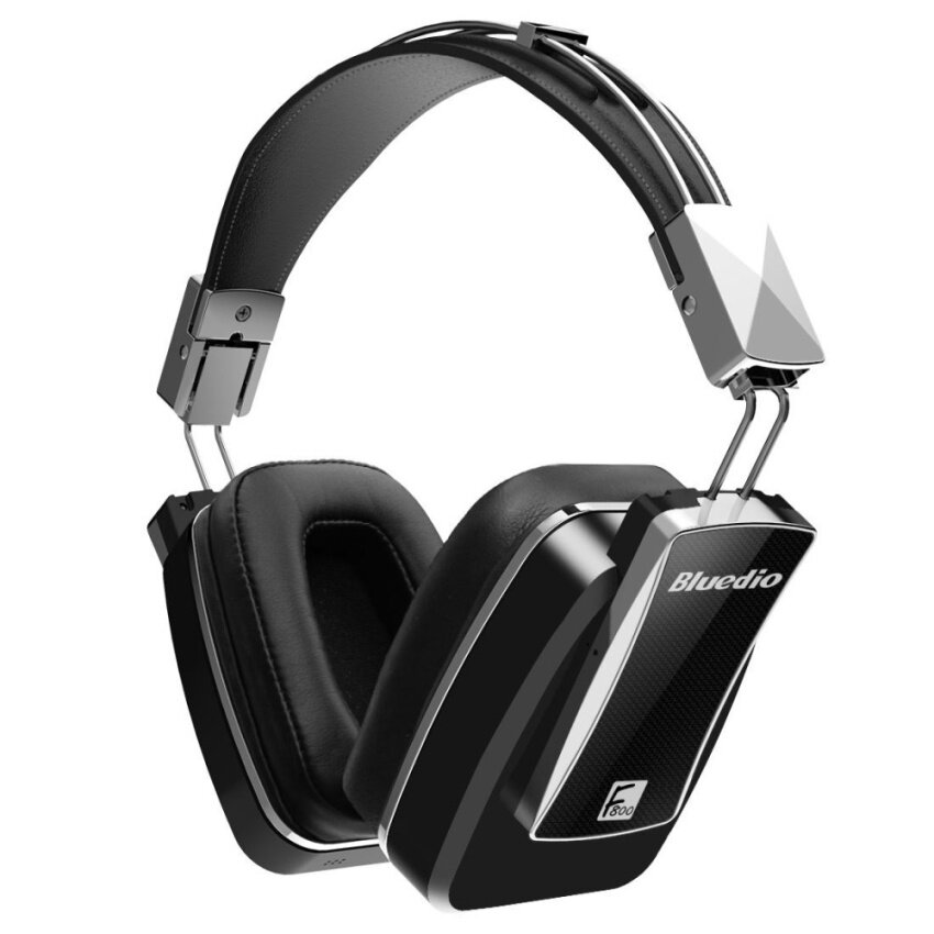 Bluedio F800 Active Noise Cancelling Foldable Wireless Bluetooth Headphones with Microphone - intl