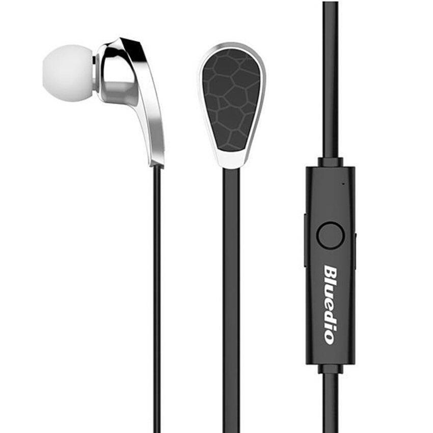 Bluedio N2 Bionic Bluetooth Headset Sport In Ear Headphone V4.1 EDR Wireless Earphone Stereo (Black)