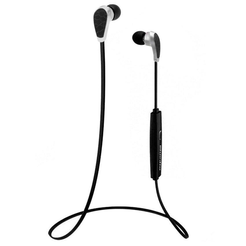 Bluedio N2 Bluetooth Earphone Wireless V4.1 + EDR L In Ear Earphones Stereo Bluetooth Headphones for All Phones(Black)