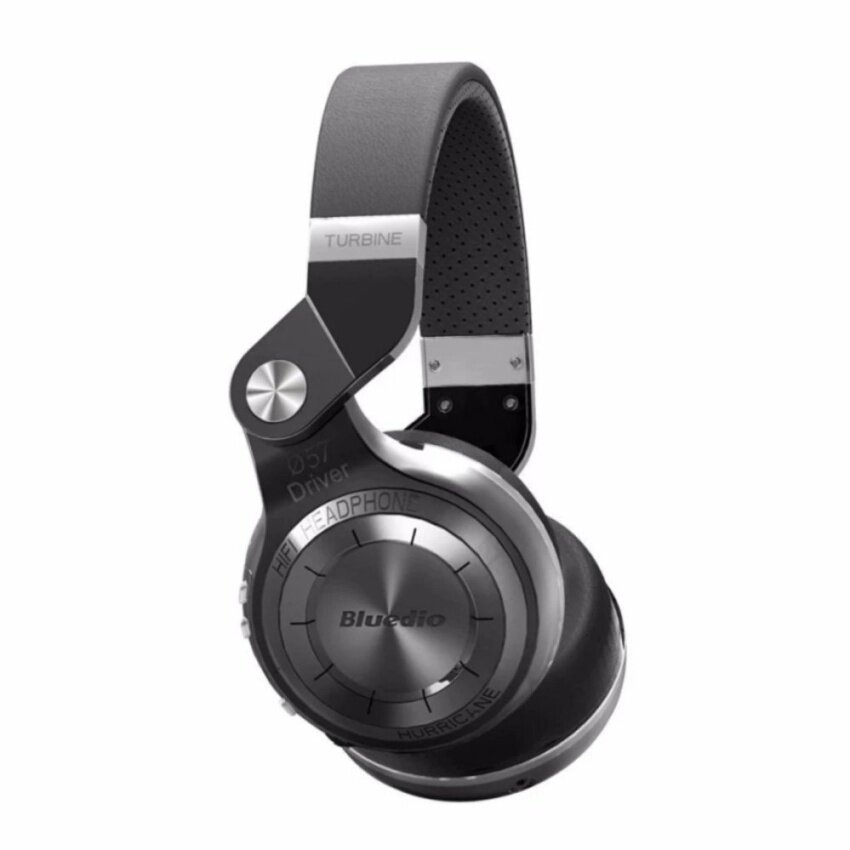 Bluedio T2+ Bluetooth 4.1 Headphones + EDR Wireless Stereo Capabilities + Mic + TF Card Support - intl