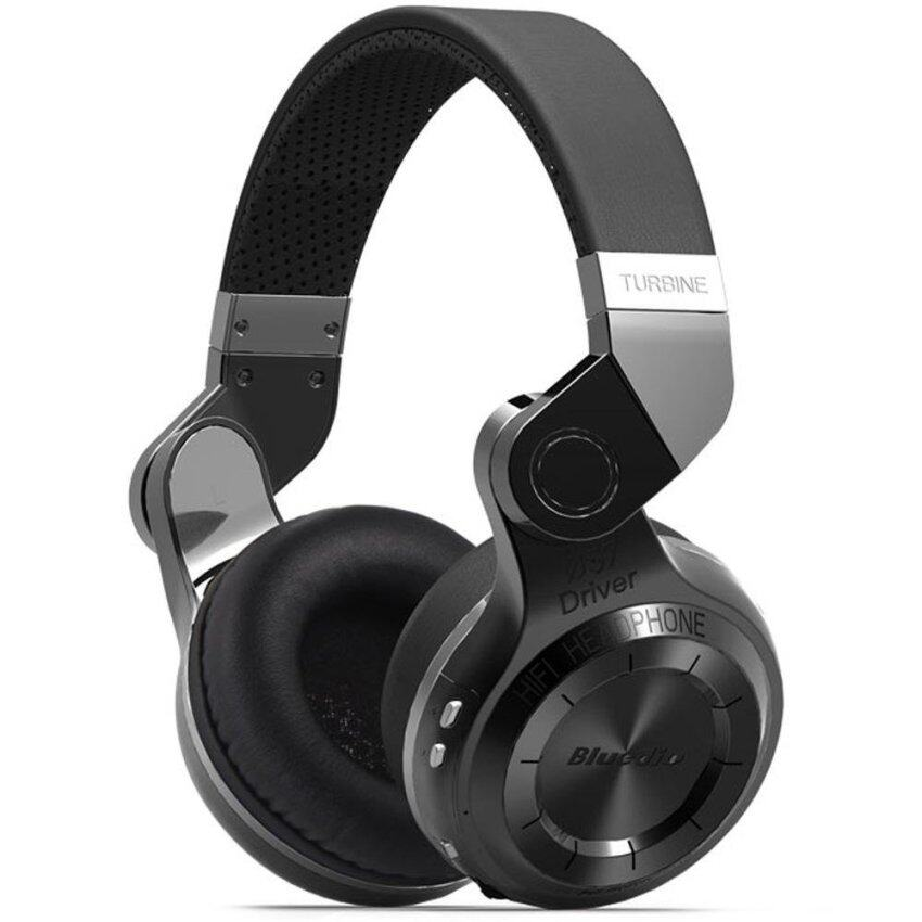 Bluedio T2 Foldable Style Bluetooth V4.1 +EDR Wireless Headset for Smartphone Tablet PC - intl