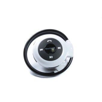 หูฟัง ไร้สาย Bluetooth Stereo Headset mini รุ่น 503 ( สีขาว )