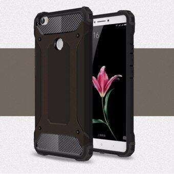 BONVAN PC TPU Phone Case Back Case Protection for Xiaomi Redmi Note4/4X - intl
