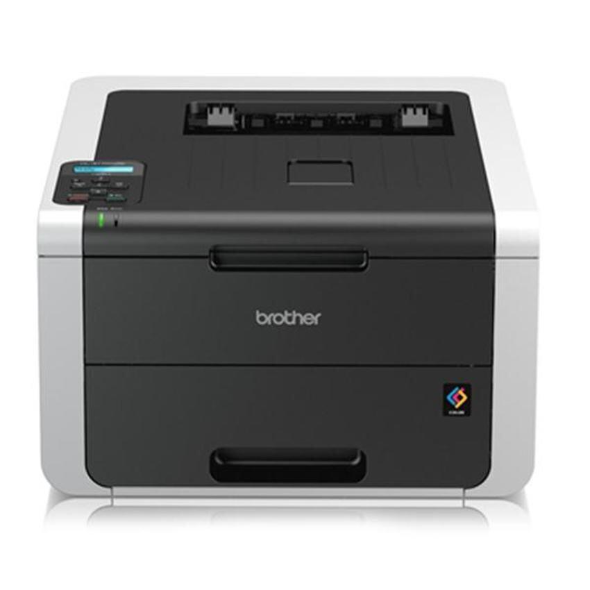 Brother Printer Laser Color Laser HL-3170CDW - Black