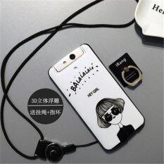 [review] buildphone 3d relief silica gel soft phone case for oppo n1 mini ( multicolor) - intl ราคา 242 บาท(-44%) โปรโมชั่นดีเด่น wow!!!