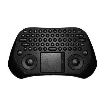 BUYINCOINS Measy GP800 Wireless Keyboard Air Mouse for Smart TV Android Media Player